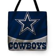 Dallas Cowboys Uniform Tote Bag