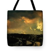 12 Days Of Rain Tote Bag