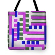 Design From Nouvelles Compositions Decoratives Tote Bag