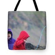 Downton Creek Hike Tote Bag