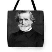Giuseppe Verdi (1813-1901) Tote Bag
