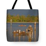 12- Kayak Tote Bag