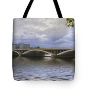 London Thames Bridges  Tote Bag