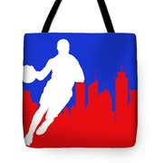 Los Angeles Clippers Tote Bag