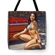 Lowrider Tote Bag
