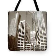 Minneapolis Skyscrapers Tote Bag