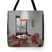 My Art In The Interior Decoration - Elena Yakubovich Tote Bag