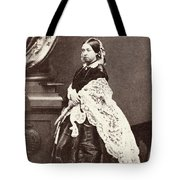 Queen Victoria (1819-1901) Tote Bag
