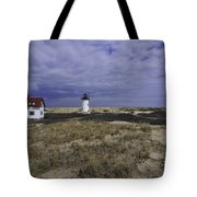Race Point Light 9 Tote Bag