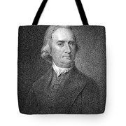 Samuel Adams (1722-1803) Tote Bag