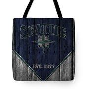 Seattle Mariners Tote Bag