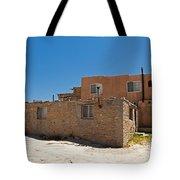 Sky City Acoma Pueblo Tote Bag