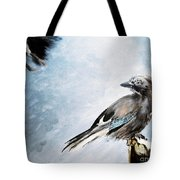 The Wintery Tales Tote Bag