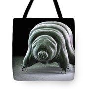 Water Bear Tardigrades Tote Bag