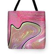 1211 Abstract Thought Tote Bag