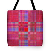 1212 Abstract Thought Tote Bag