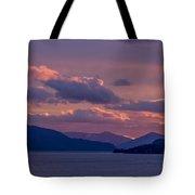 121205a-154 A Sunnyside Sunrise Tote Bag