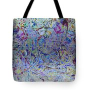1222 Abstract Thought Tote Bag