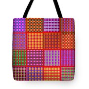 1229 Abstract Thought Tote Bag