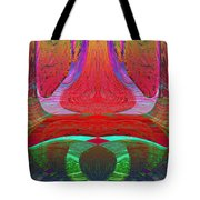 1232 Abstract Thought Tote Bag