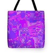 1250 Abstract Thought Tote Bag
