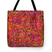 1251 Abstract Thought Tote Bag