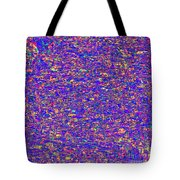 1253 Abstract Thought Tote Bag