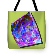 1273 Abstract Thought Tote Bag