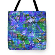 1289 Abstract Thought Tote Bag