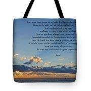 129- Rumi Tote Bag