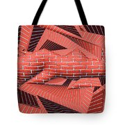 1295 Abstract Thought Tote Bag
