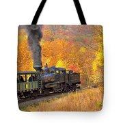 Cass Scenic Railroad Tote Bag