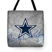 Dallas Cowboys Tote Bag