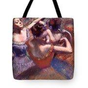 Dancers Tote Bag