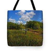 13- Florida Everglades Tote Bag