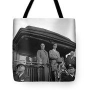 Franklin D Tote Bag
