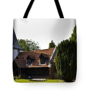 Greensted Church Tote Bag