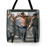 13. Jesus Goes To His Execution / From The Passion Of Christ - A Gay Vision Tote Bag