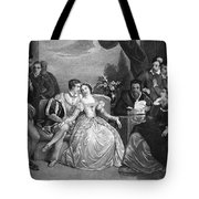 Lady Jane Grey (1537-1554) Tote Bag