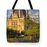 Musee Du Louvre Tote Bag