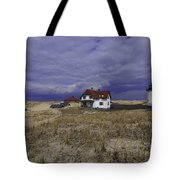 Race Point Light 8 Tote Bag