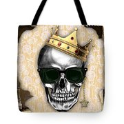 Skull Art Collection Tote Bag