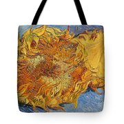 Sunflowers, 1887 Tote Bag