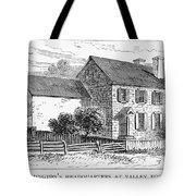 Washington: Headquarters Tote Bag