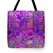 1302 Abstract Thought Tote Bag