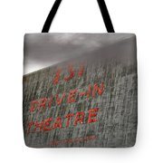 131 In The Clouds Tote Bag