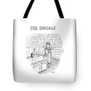 The Specials Tote Bag