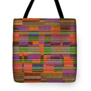 1365 Abstract Thought Tote Bag