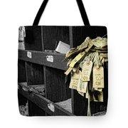 138 Tote Bag