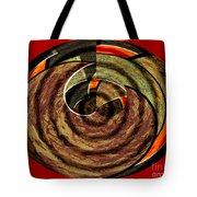 1396 Abstract Thought Tote Bag